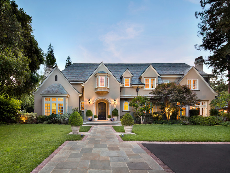 English Country Manor In The Heart Of Atherton CA Silicon Valley